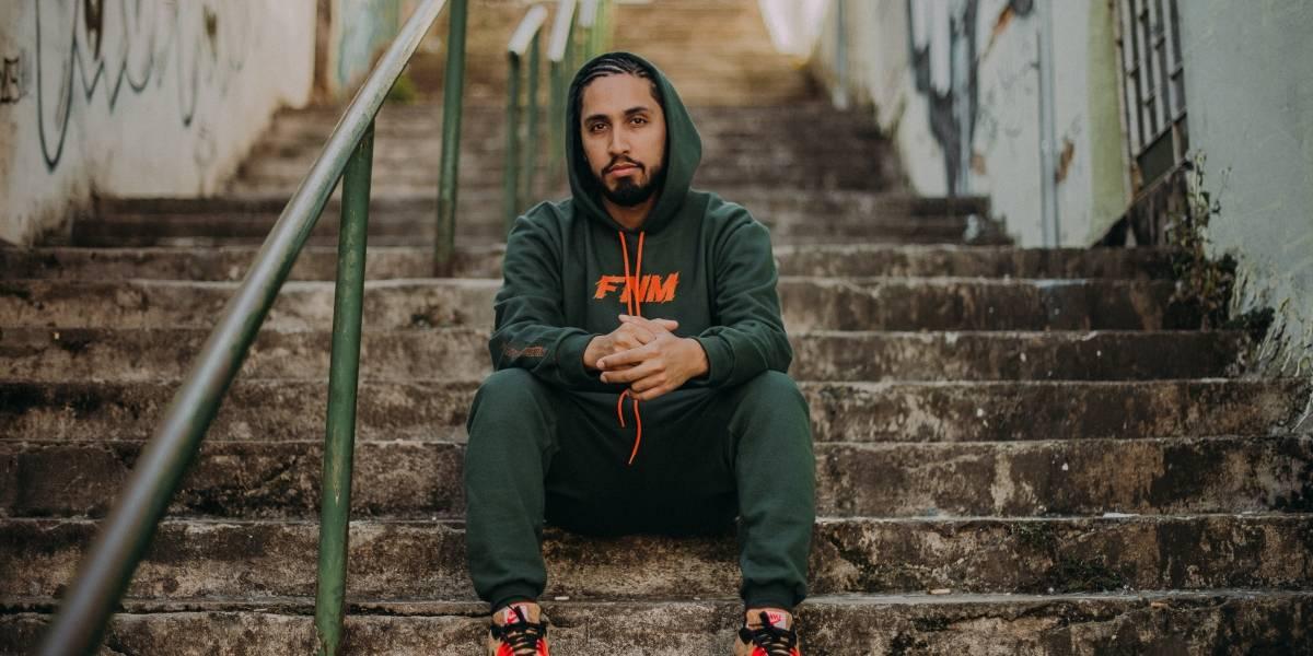 'É difícil não tocar em questões sociais e raciais', diz Rashid; rapper é destaque nacional no Lollapalooza