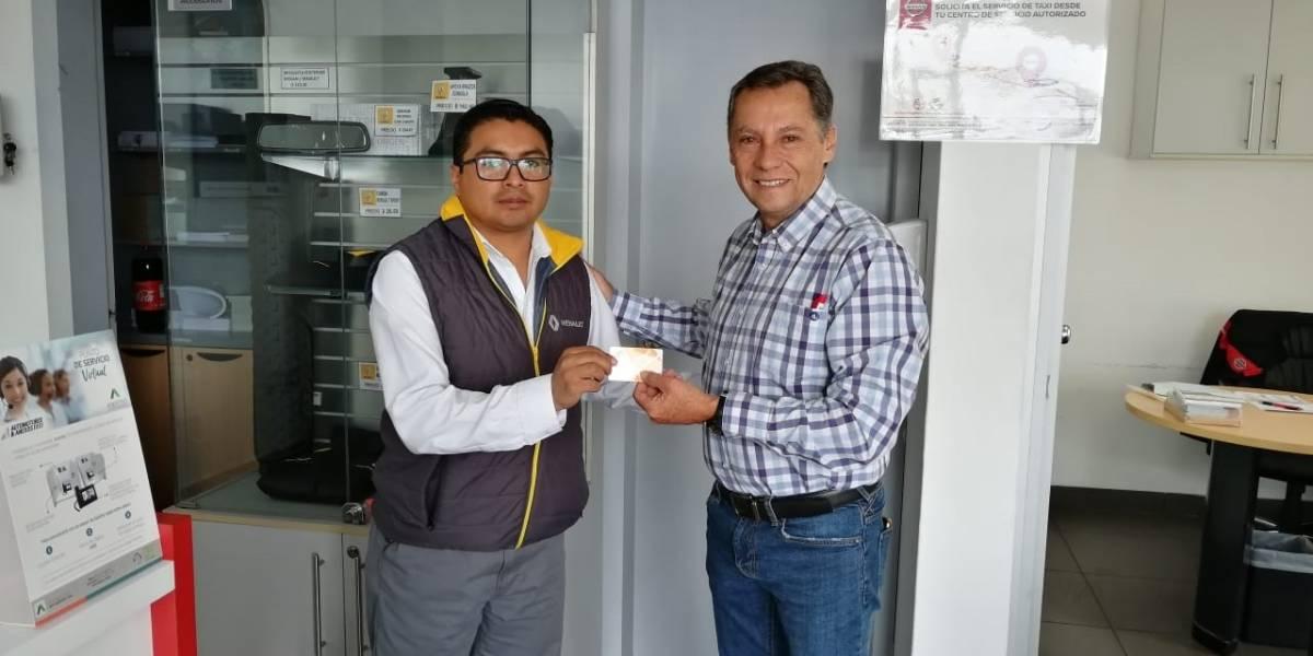 Renault premia la fidelidad de sus clientes