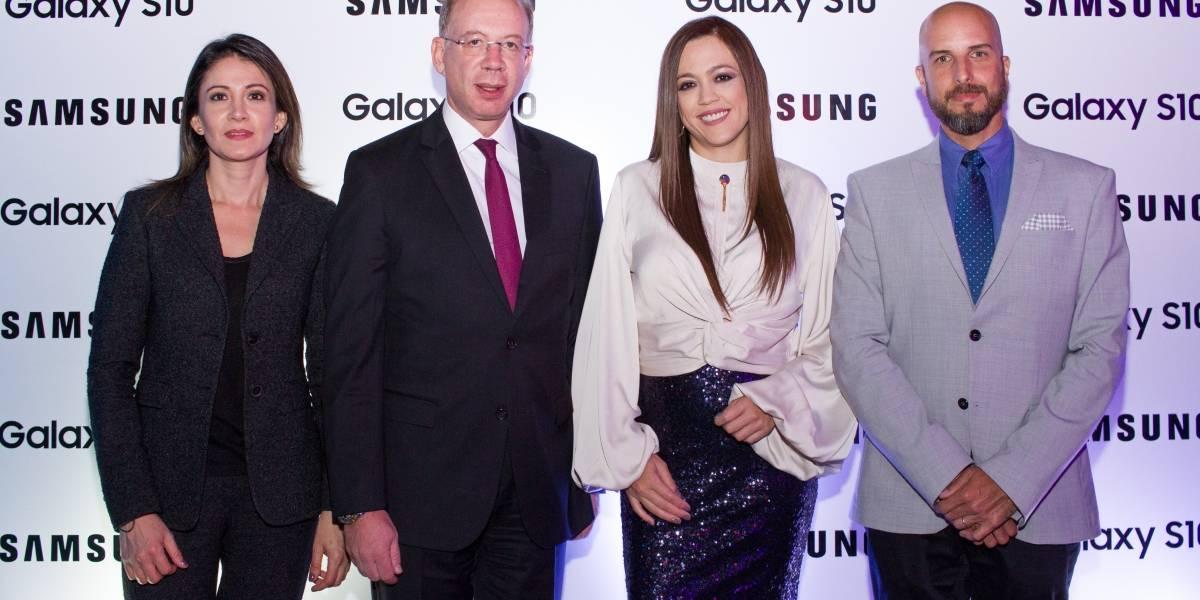 Scala Shopping realizó la presentación del Samsung Galaxy S10