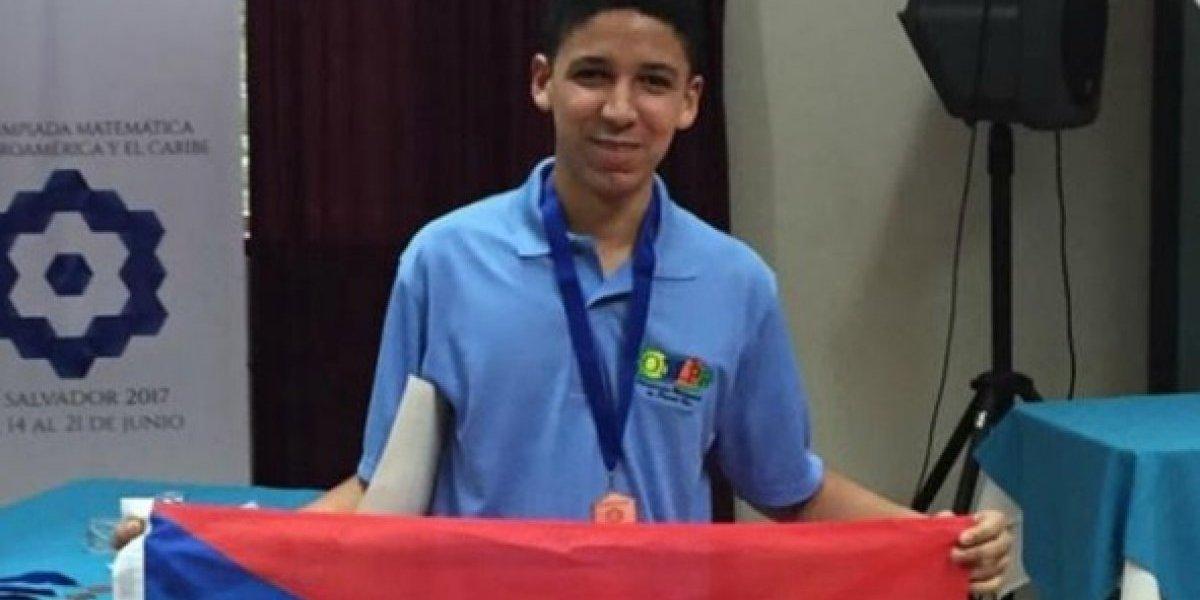 Estudiante de Caguas es aceptado en Harvard