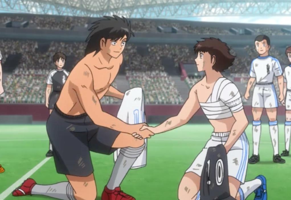 Futbol anime