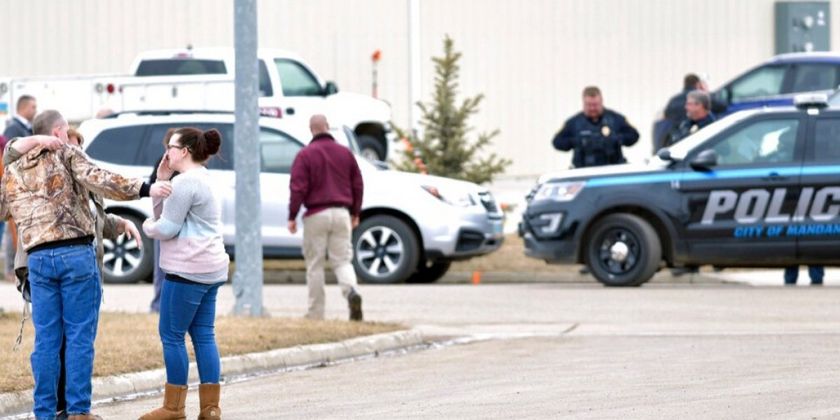 Identifican a víctimas de ataque en Dakota del Norte