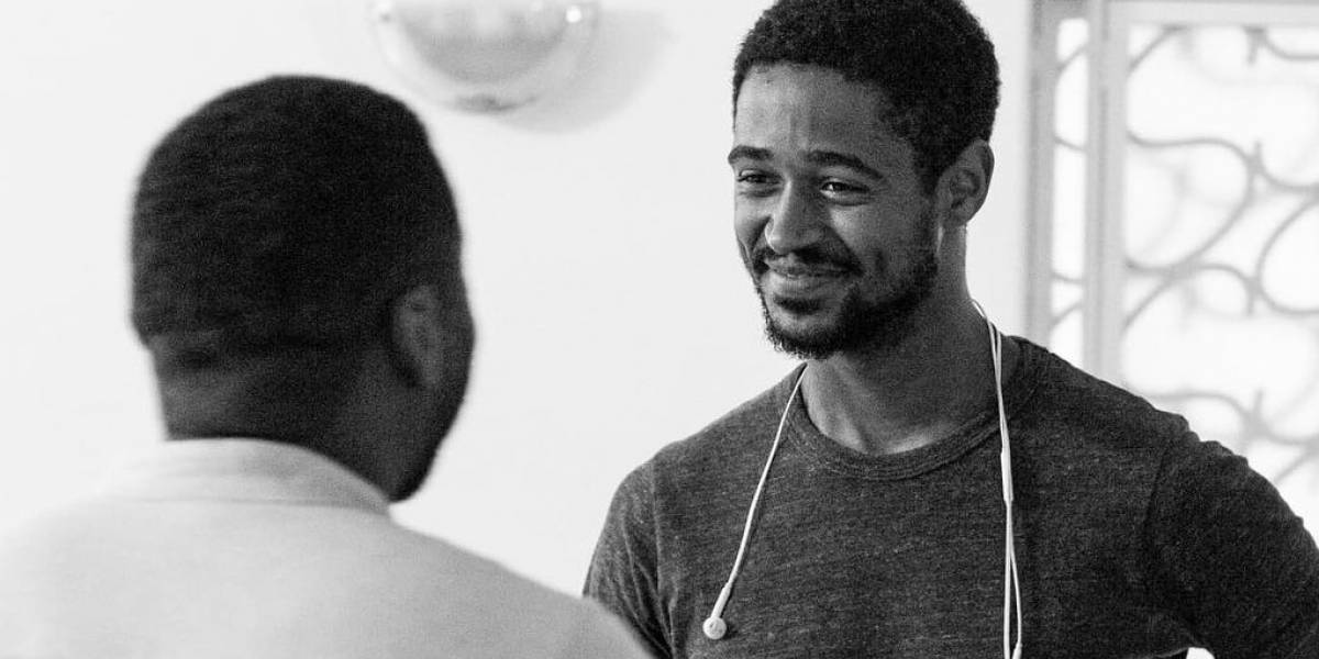 Alfred Enoch, de How to Get Away with Murder, estará em filme de Lázaro Ramos