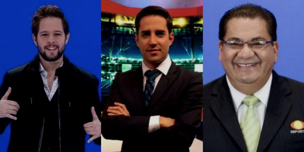 Ellos son los despedidos de Televisa Deportes