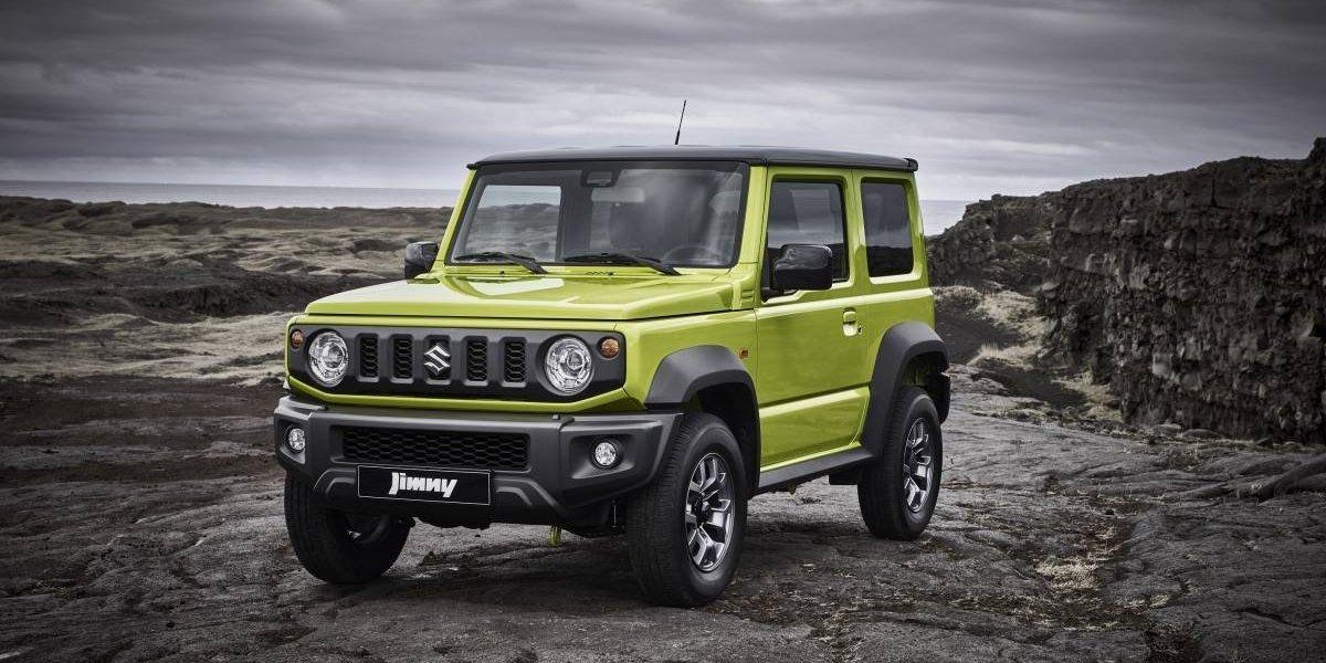 El esperado Jimny de Suzuki aterriza por fin en Chile