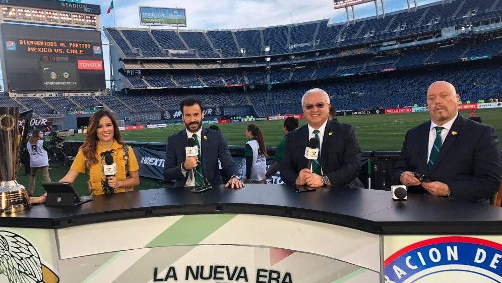 Varios elementos de gran experiencia seguirán en Televisa  TWITTER