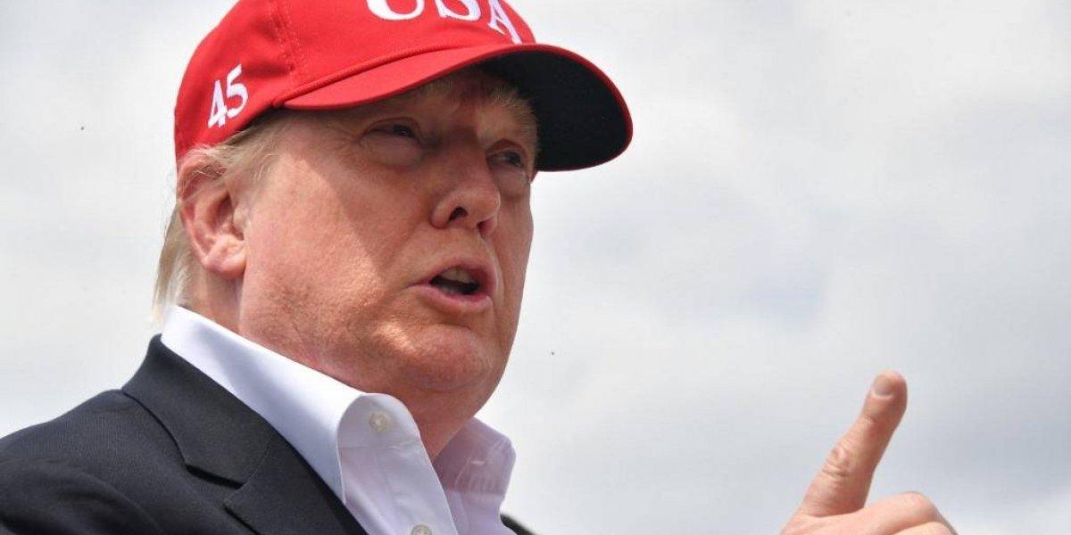 Trump dice que está listo para cerrar la frontera con México