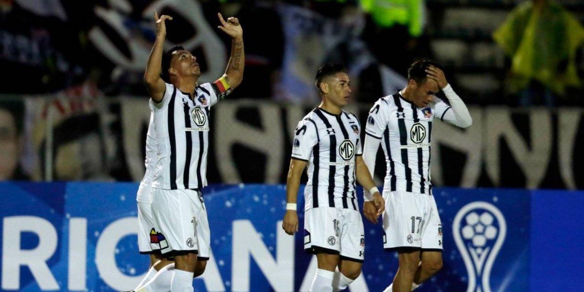 Valdivia y Paredes se juntaron y Colo Colo se trae una valiosa victoria sobre la UC de Ecuador por la Sudamericana