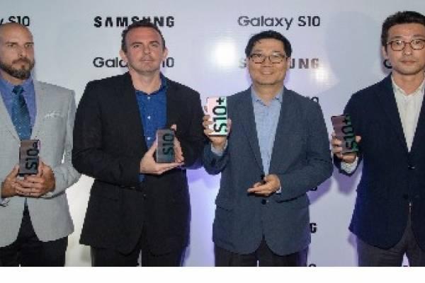 El Galaxy S10 ya está disponible en Ecuador