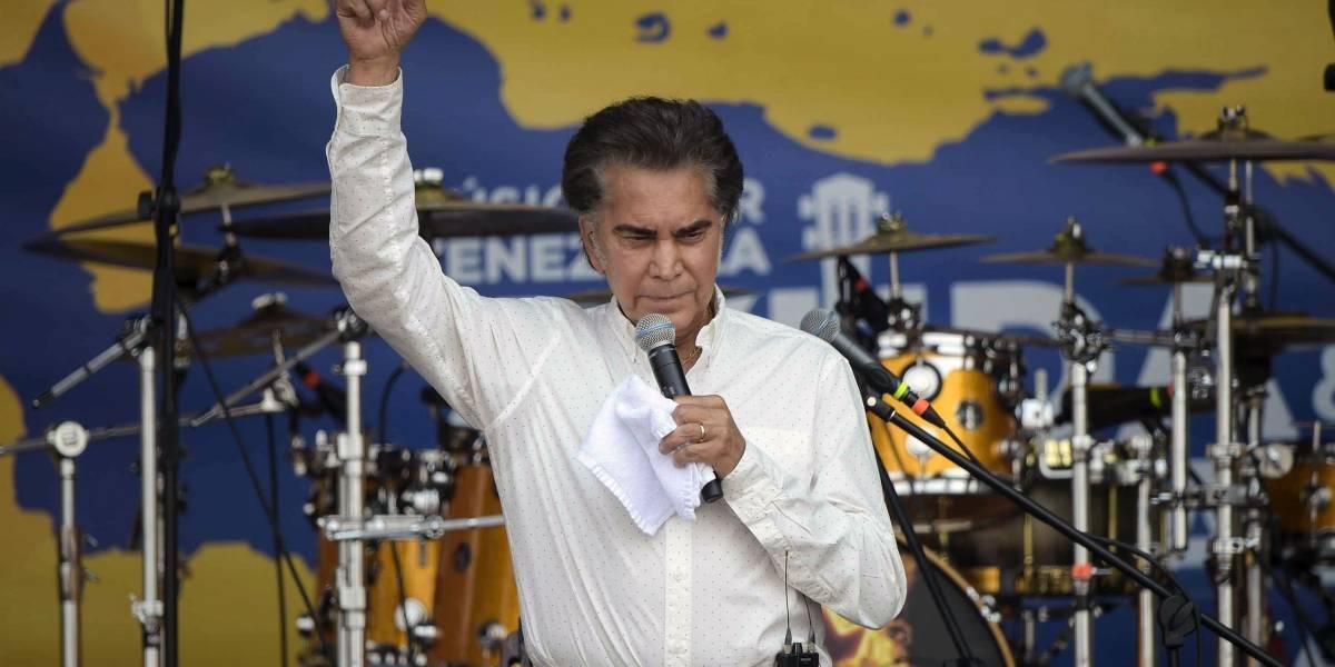 """""""El Puma"""" Rodríguez busca ser candidato presidencial de Venezuela"""