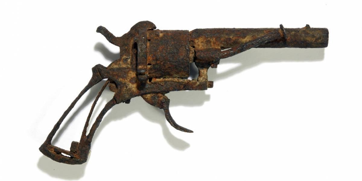 ¿Junten plata?: Subastarán el arma con la que Van Gogh se habría suicidado