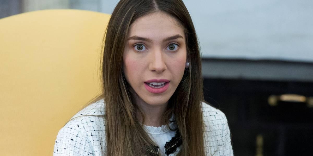 """Fabiana Rosales, esposa de Juan Guaidó, dice que la vida del """"verdadero presidente"""" de Venezuela corre peligro"""