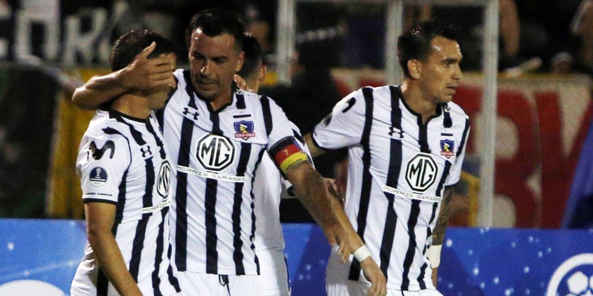 Esteban Paredes suma otra marca a su historial de récords en Colo Colo