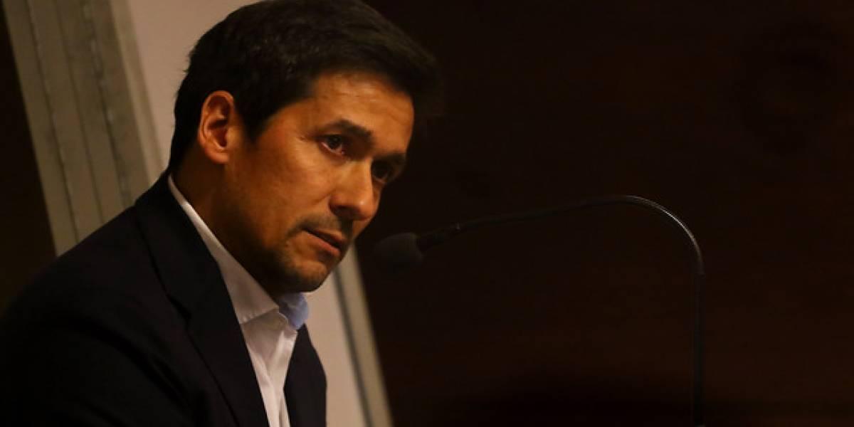 """""""¡Papá, me están manoseando!"""": el crudo relato de Rafael Araneda en la audiencia por el portonazo que sufrió en 2017"""