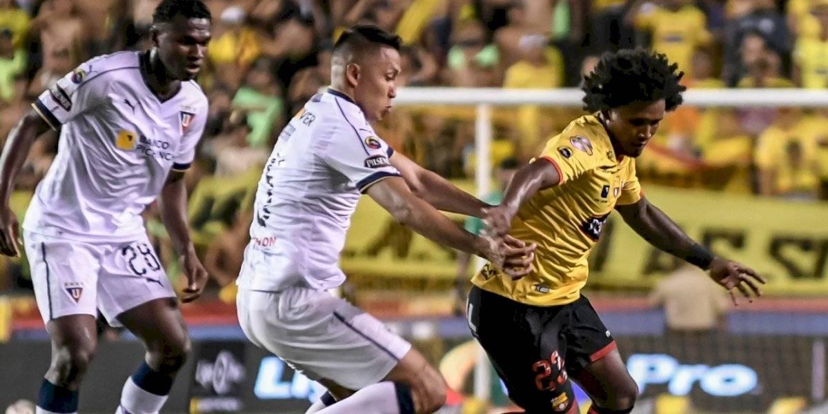 Barcelona vs Liga de Quito: EN VIVO, alineaciones, canales de transmisión, hora del partido