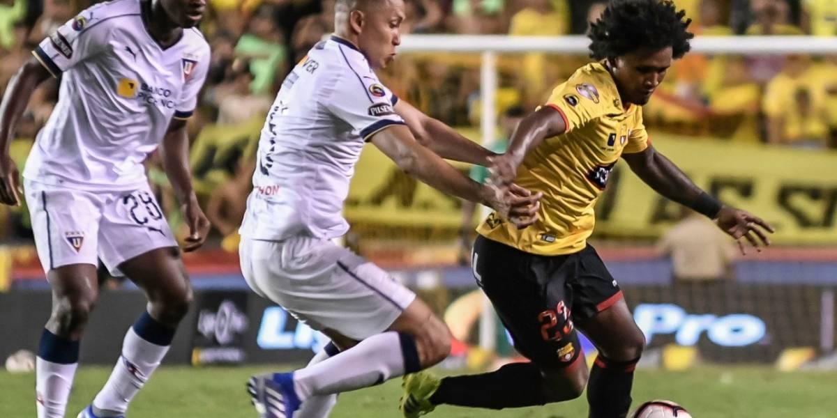 Copa Ecuador: Los partidos inéditos que jugarán BSC, LDU y Emelec