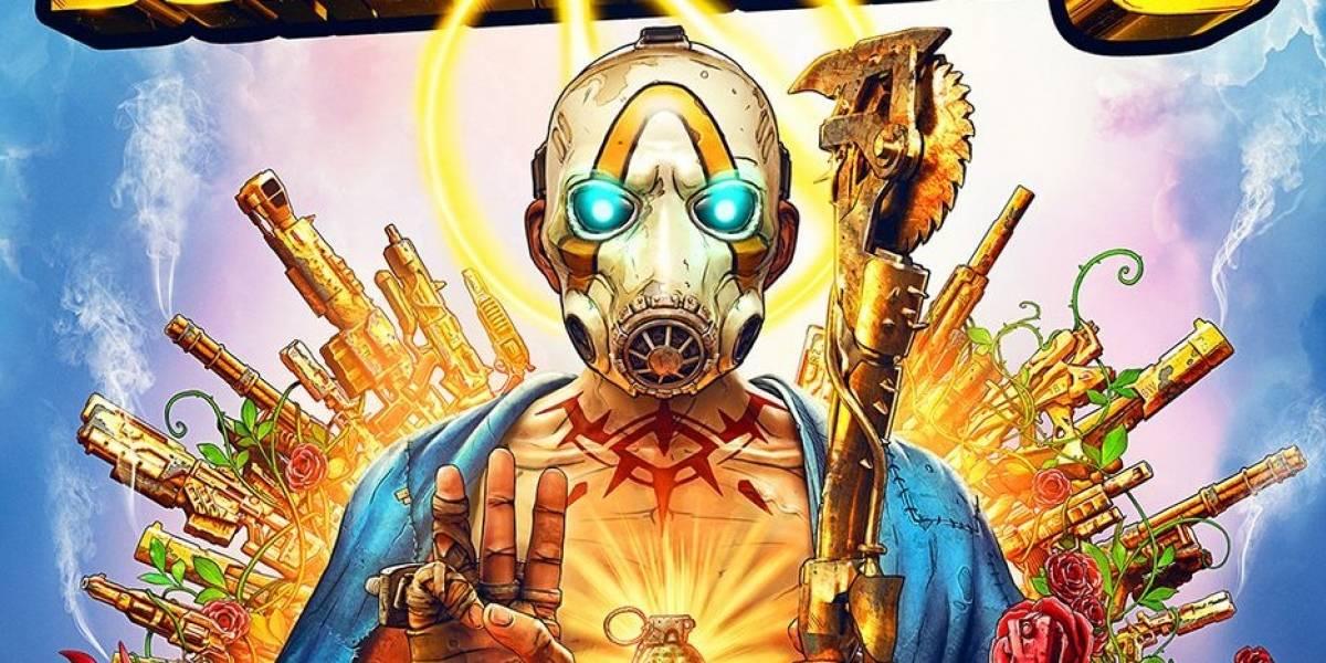 Game Borderlands 3 ganha data oficial de lançamento