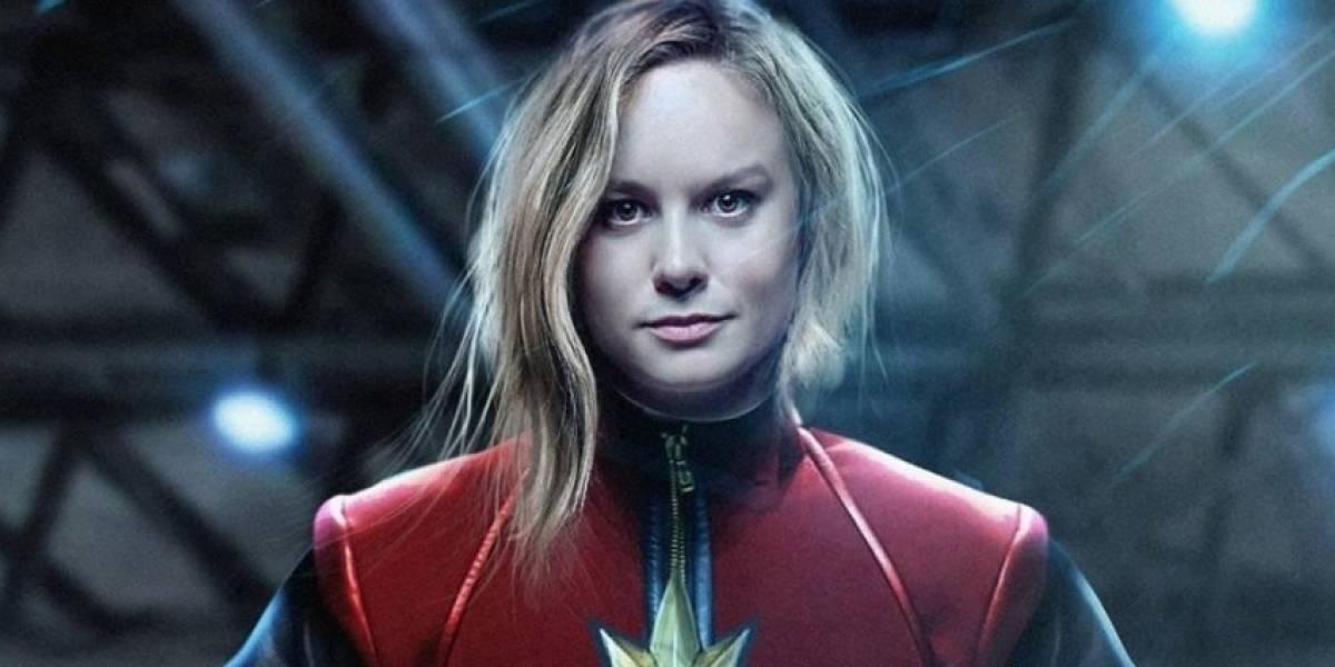 Brie Larson demuestra que no solo es Capitana Marvel; también canta a capela en Instagram
