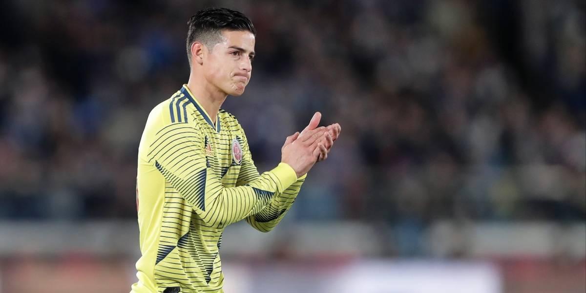 Selección Colombia jugará en Bogotá su partido de despedida previo a la Copa América