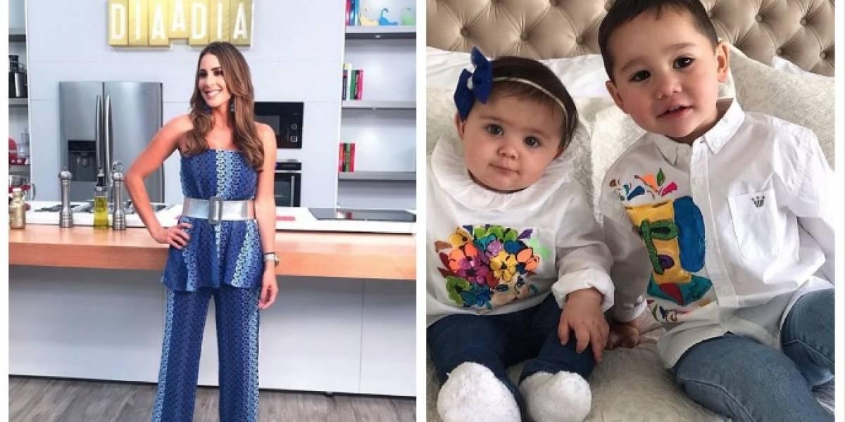 Carolina Soto reveló la enfermedad que ha venido sufriendo su hijo