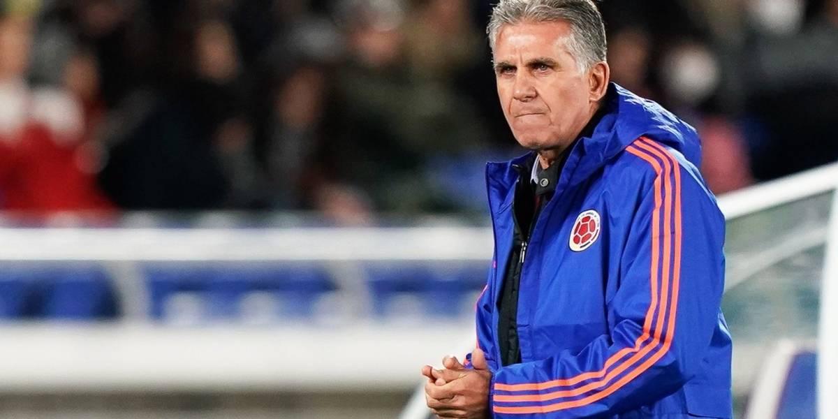 El descomunal número de jugadores que Queiroz tiene en carpeta para la Selección Colombia