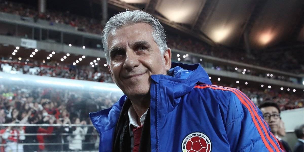 'La sede de la Selección está decidida, no ha cambiado': Queiroz