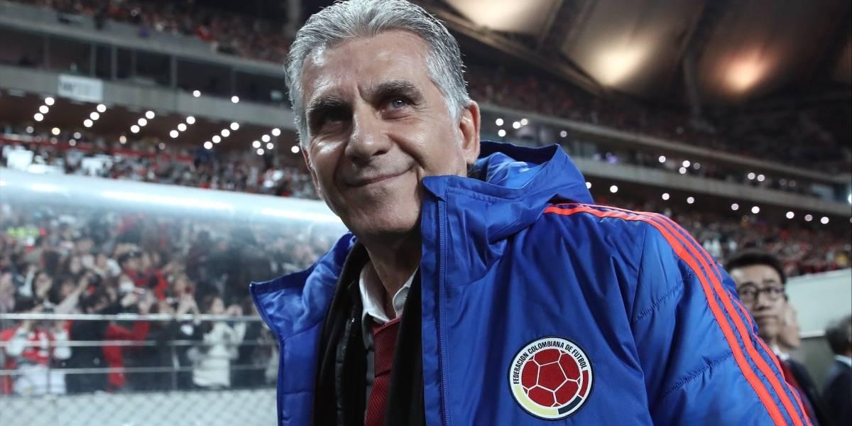 La sorpresa que se llevó Carlos Queiroz tras sus primeros meses en la Selección