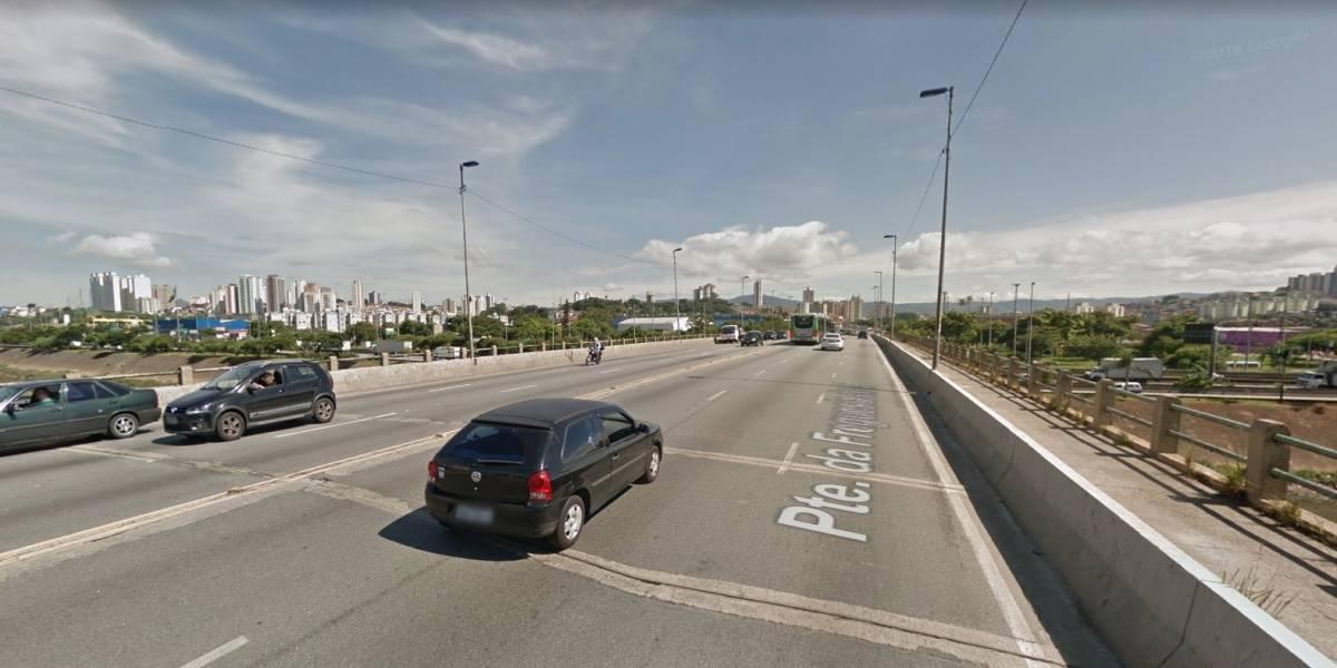 Ponte da Freguesia do Ó e marginal Tietê tem interdições para obras