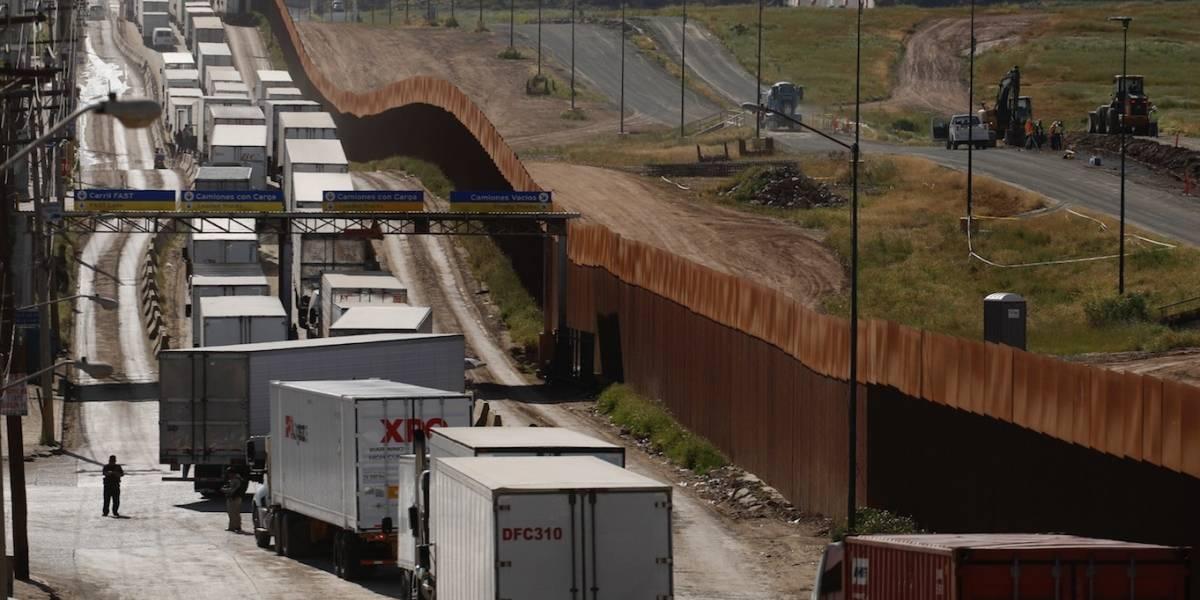 Cierre de la frontera con EU traería pérdidas de un millón de dólares por minuto