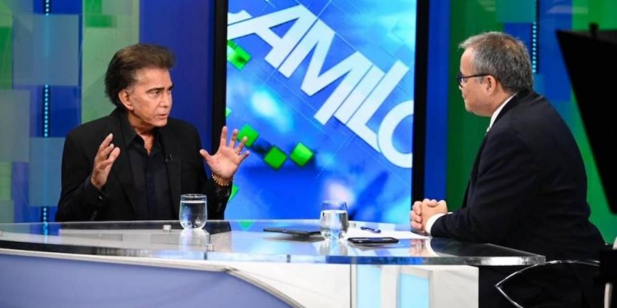 """""""El Puma"""" está dispuesto a ser presidente de Venezuela"""