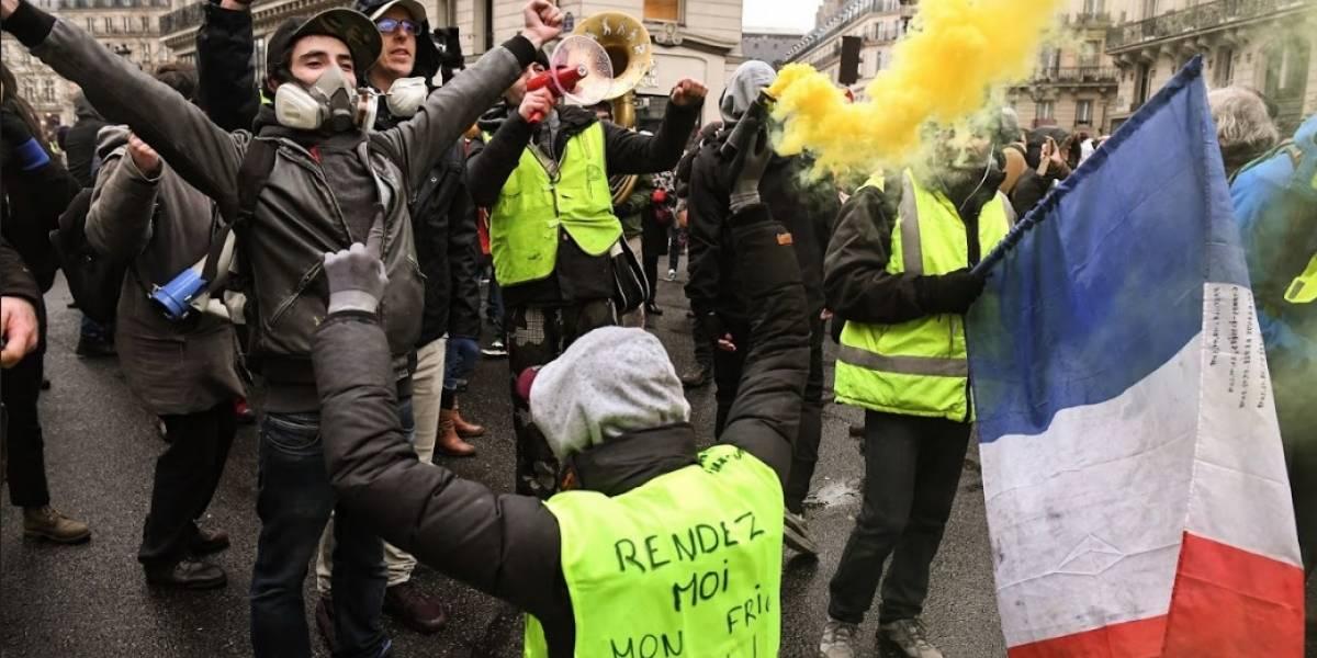 ¿Qué sigue ante las protestas de los Chalecos Amarillos en Francia?