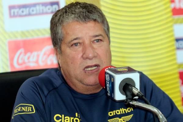 'El Bolillo' Gómez hace aclaración sobre la Selección de Ecuador en la Copa América