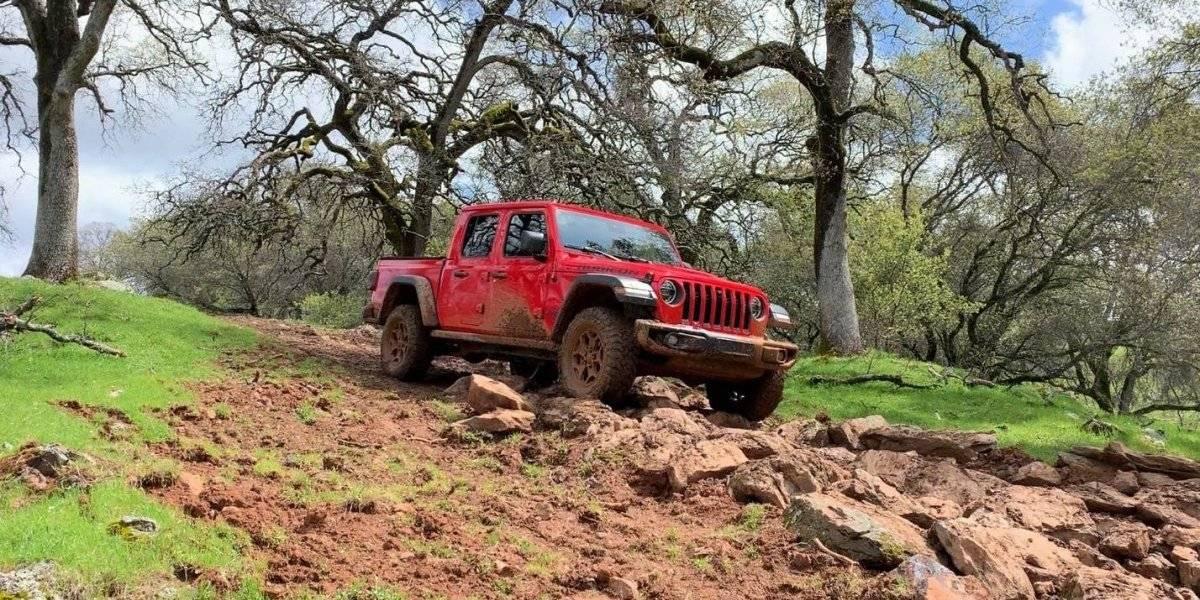 Prueba de manejo: Jeep Gladiator 2020