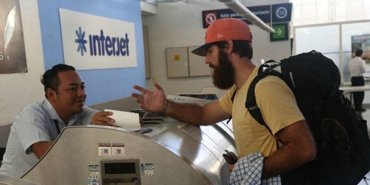 Interjet desmiente presunta cancelación de vuelos