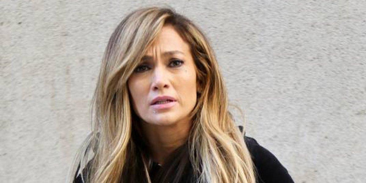 Así se calla bocas al estilo Jennifer Lopez