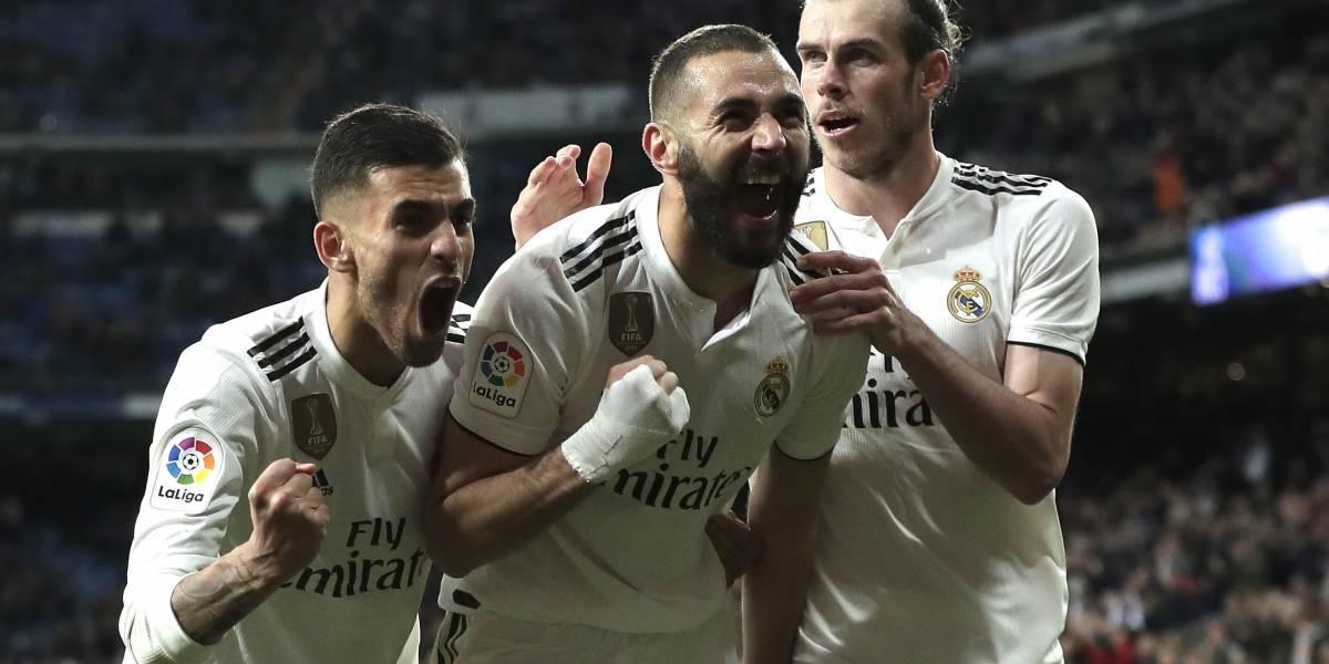 Valencia vs. Real Madrid: vuelve la primera unidad de Zidane