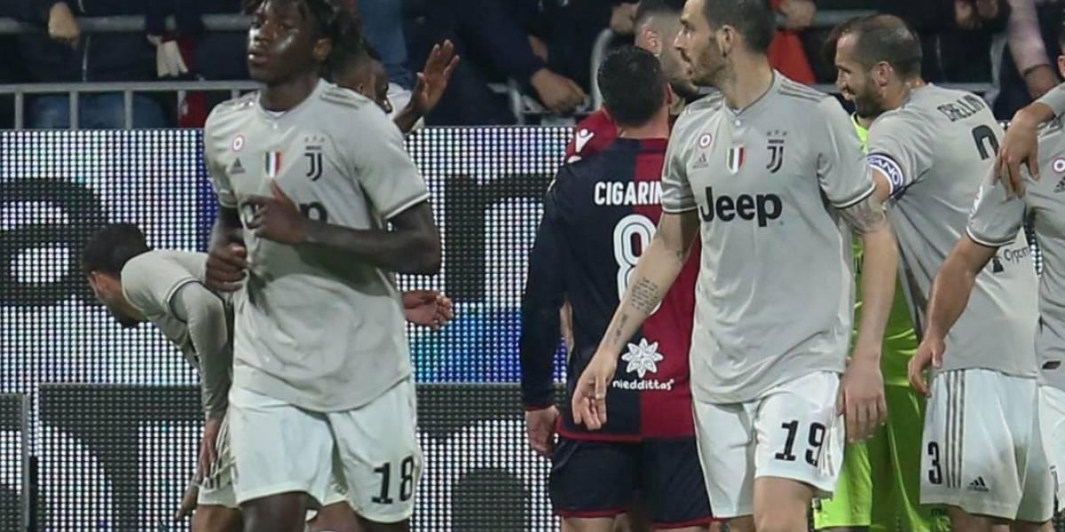 Escándalo en Italia: Bonucci critica a su compañero Kean en Juventus por caso de racismo