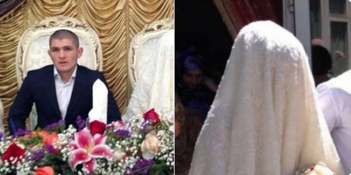 Conor McGregor se burla de la esposa y religión de Khabib Nurmagomedov
