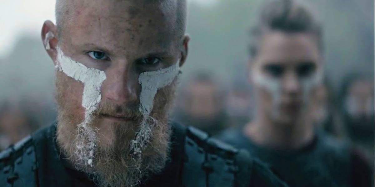 Vikings: Nova foto da 6ª temporada revela novo e poderoso aliado de Bjorn