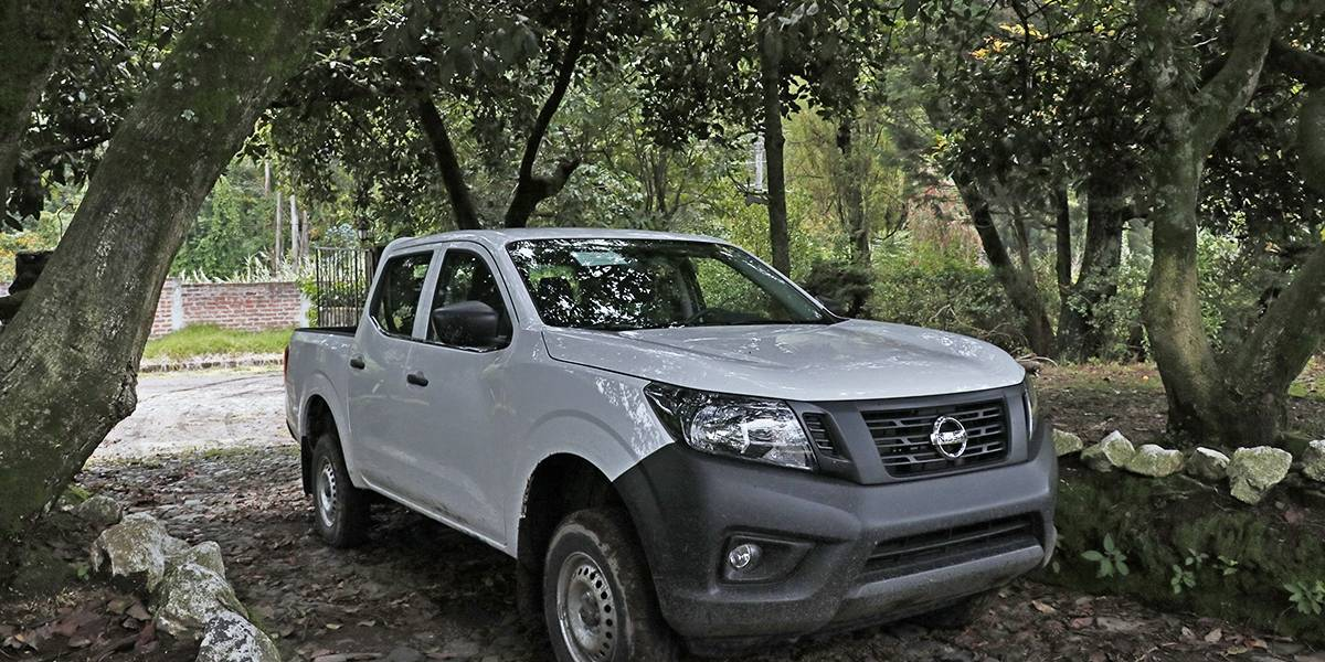 Nissan Frontier: Hecha para gobernar caminos