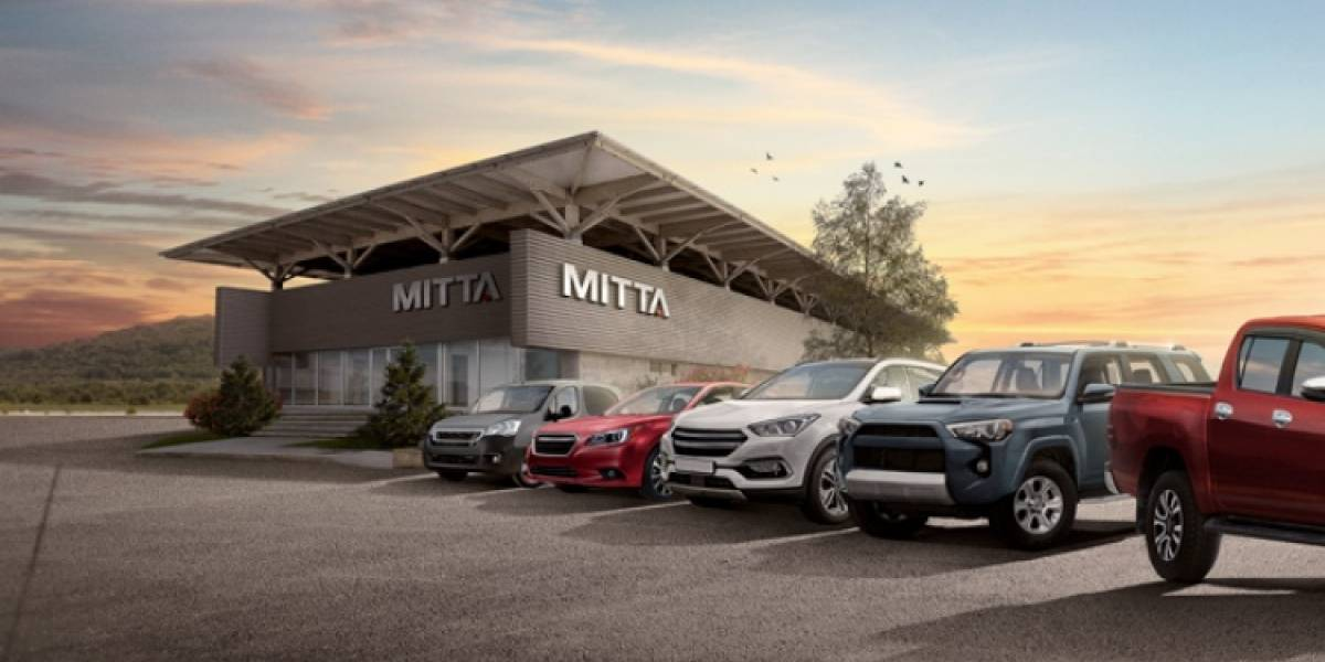Mitta, la nueva marca de rent-a-car de Mitsui y Autorentas del Pacífico
