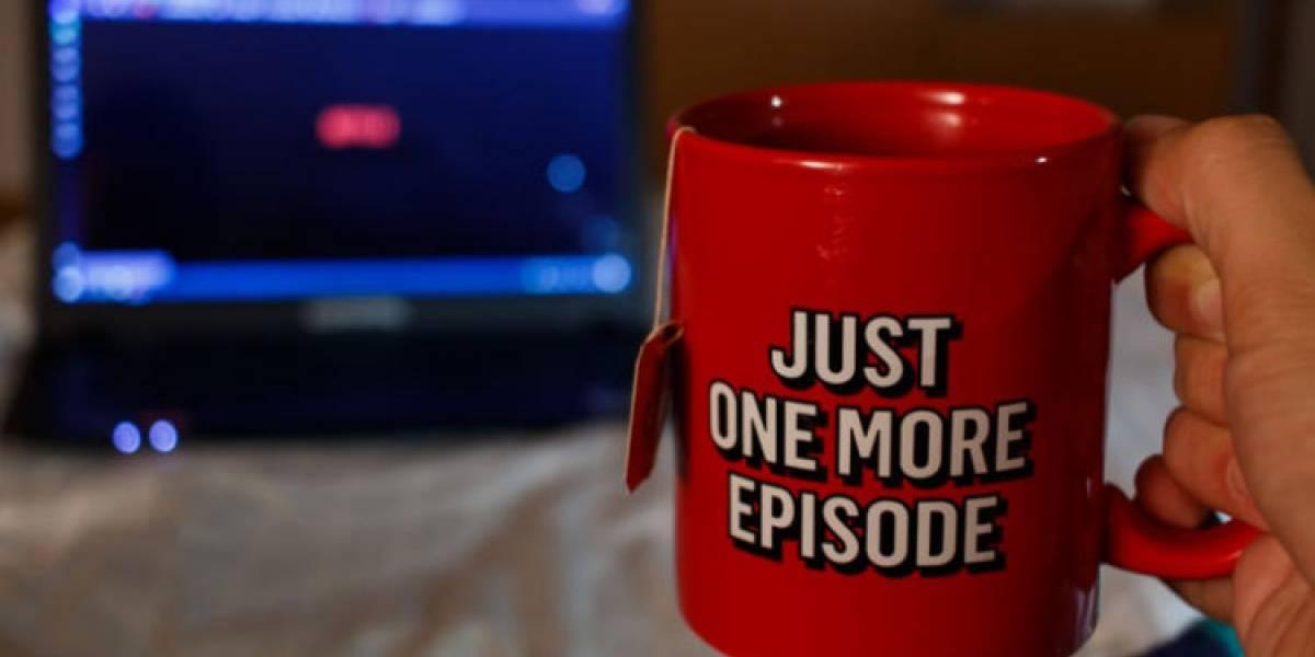 Estudio revela las horas exactas que pasamos viendo Netflix