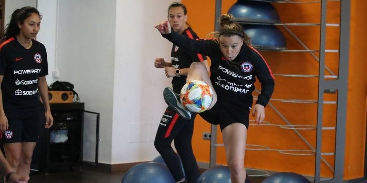 """La Roja femenina se prepara con todo para sus duelos amistosos ante Escocia y Holanda: """"La ansiedad va en aumento"""""""