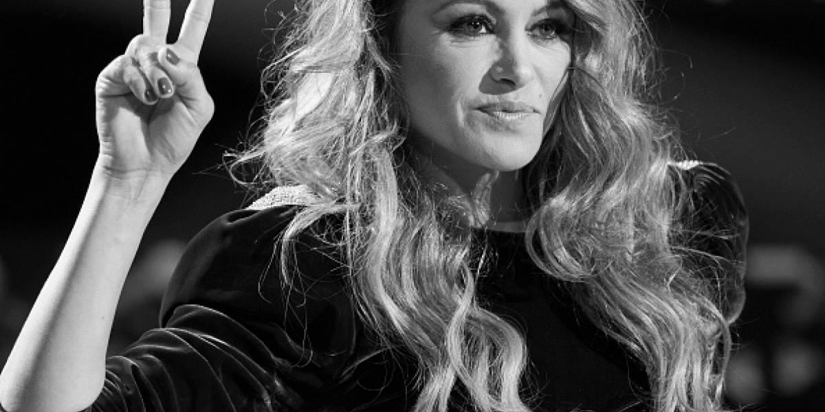 Paulina Rubio presenta su tema 'Ya No Me Engañas'