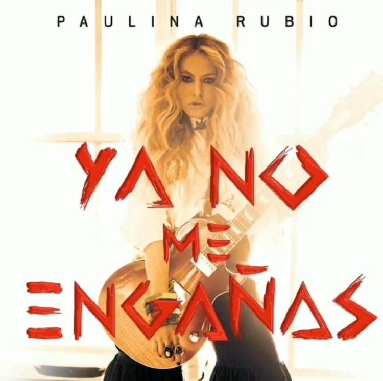 Paulina Rubio presenta su tema