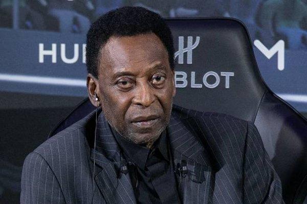 Pelé, 'La Perla Negra', ha sido hospitalizado
