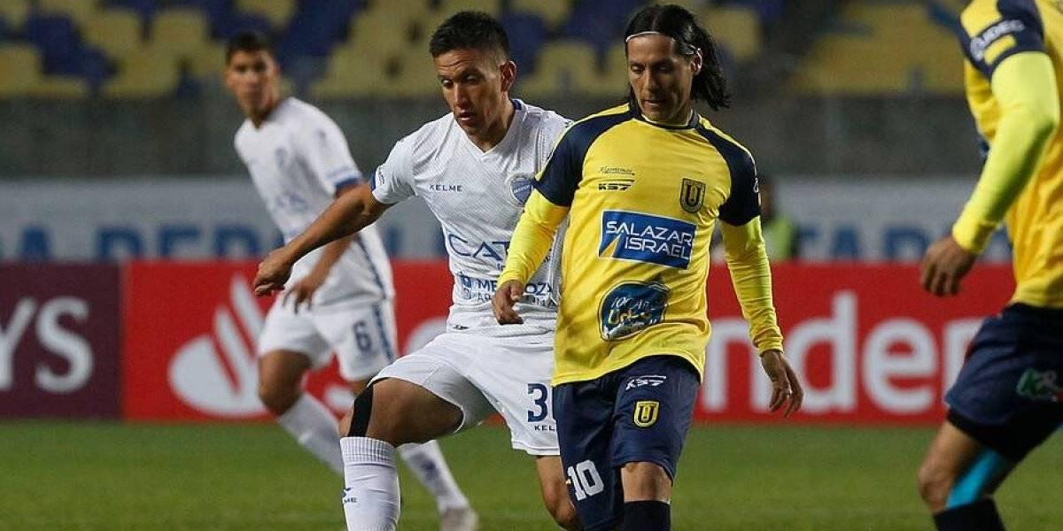 Así vivimos el empate de la U. de Concepción ante Godoy Cruz en la Libertadores