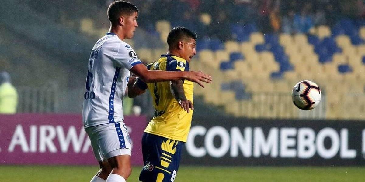 """Pato Rubio lamentó el empate de la U. de Concepción: """"Nos deja gusto a poco"""""""