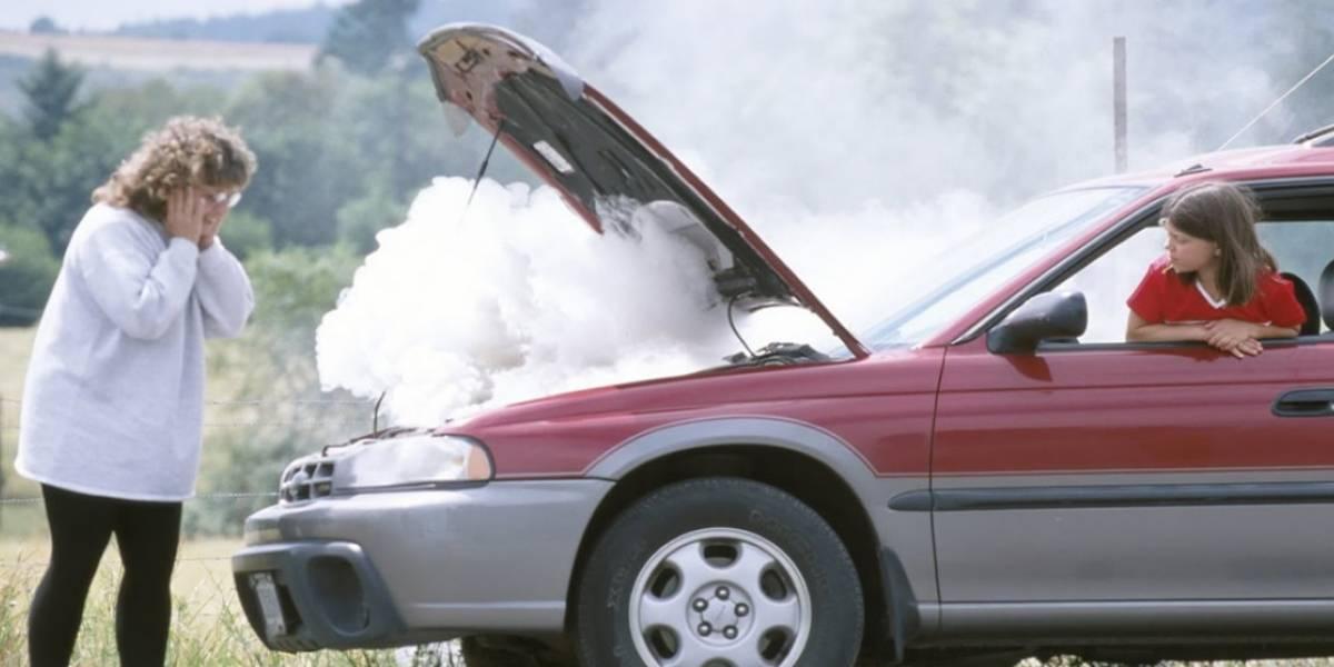 Así es la falla del auto que puede dejarte con el motor fundido