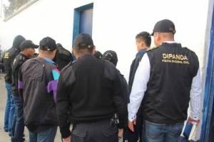 requisa en cárcel Fraijanes II